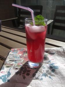 Blueberry Meyer Lemonaid